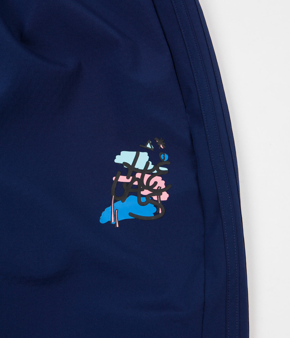 Adidas x Helas Sweatpants - Dark Blue