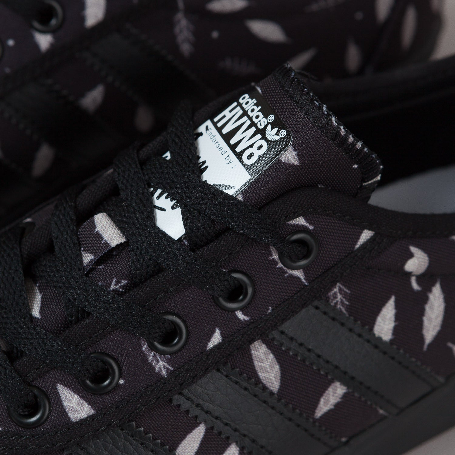 Adidas X HVW8 Adi-Ease Shoes - Core Black / Grey / White