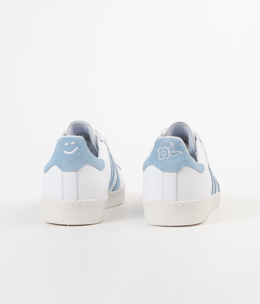 Adidas x Krooked Superstar Vulc Shoes