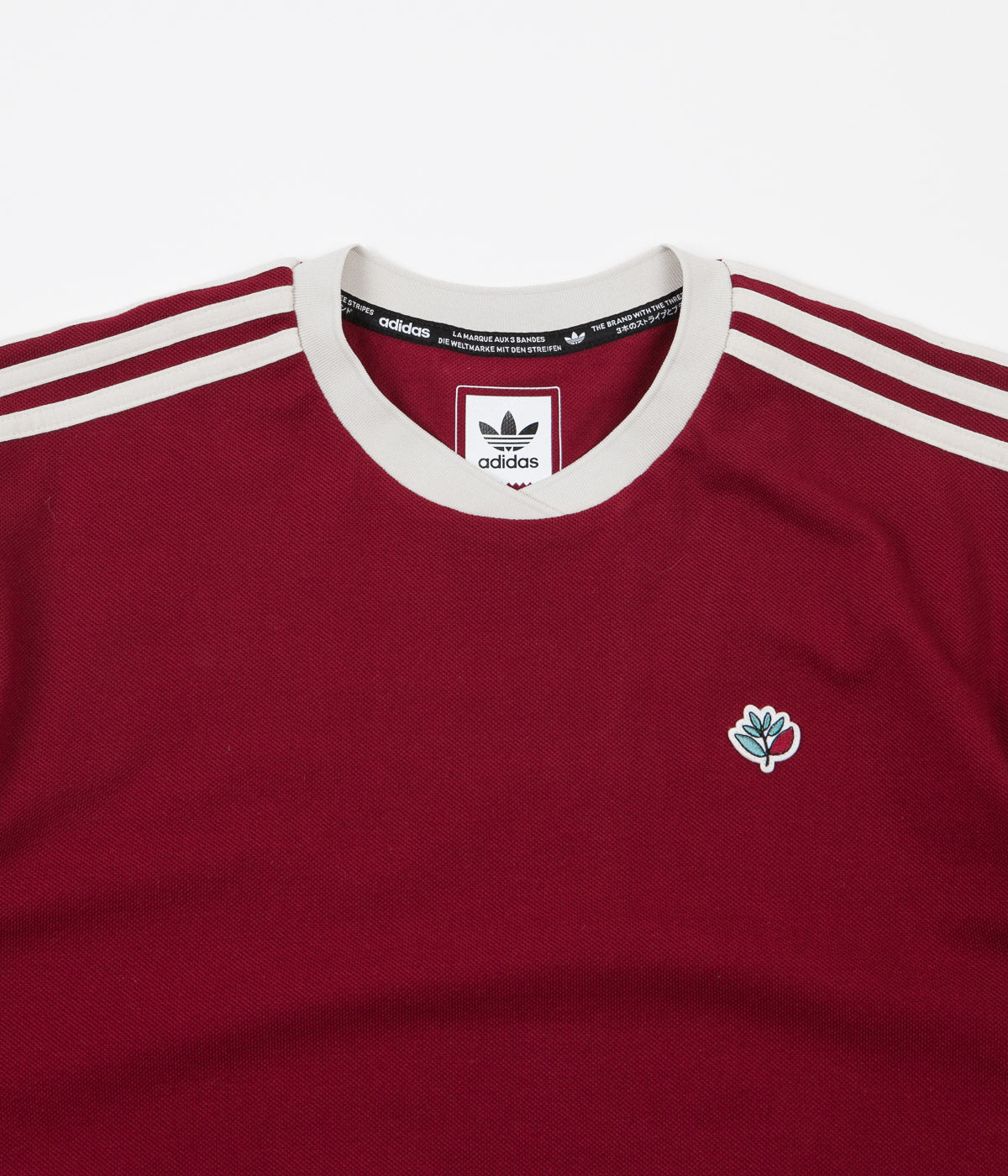 Adidas x Magenta Jersey - Collegiate Burgundy / Clear Brown