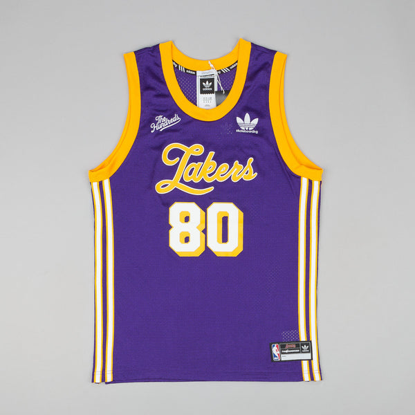 Adidas x NBA x The Hundreds LA Jersey