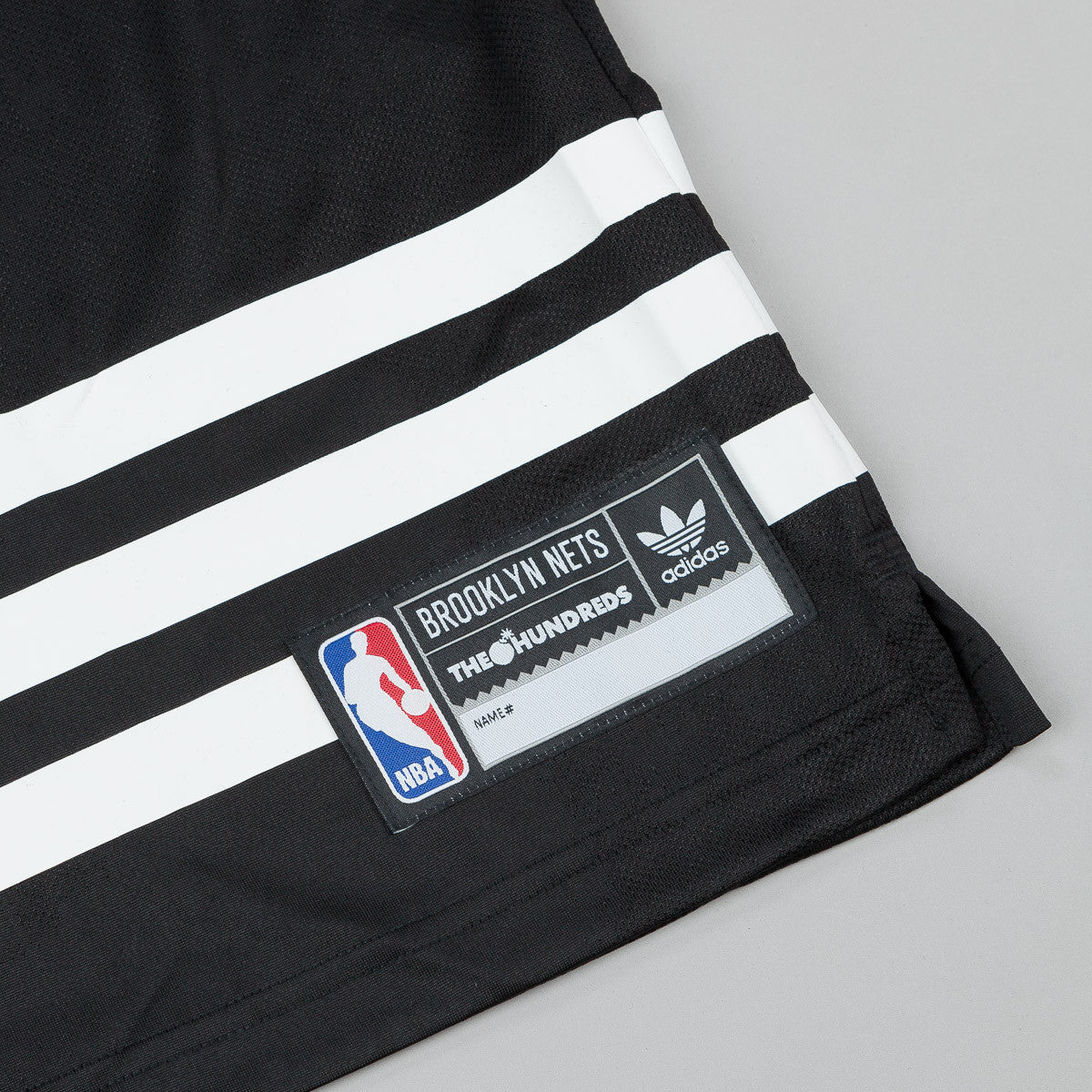 Adidas x NBA x The Hundreds NY Jersey - Black