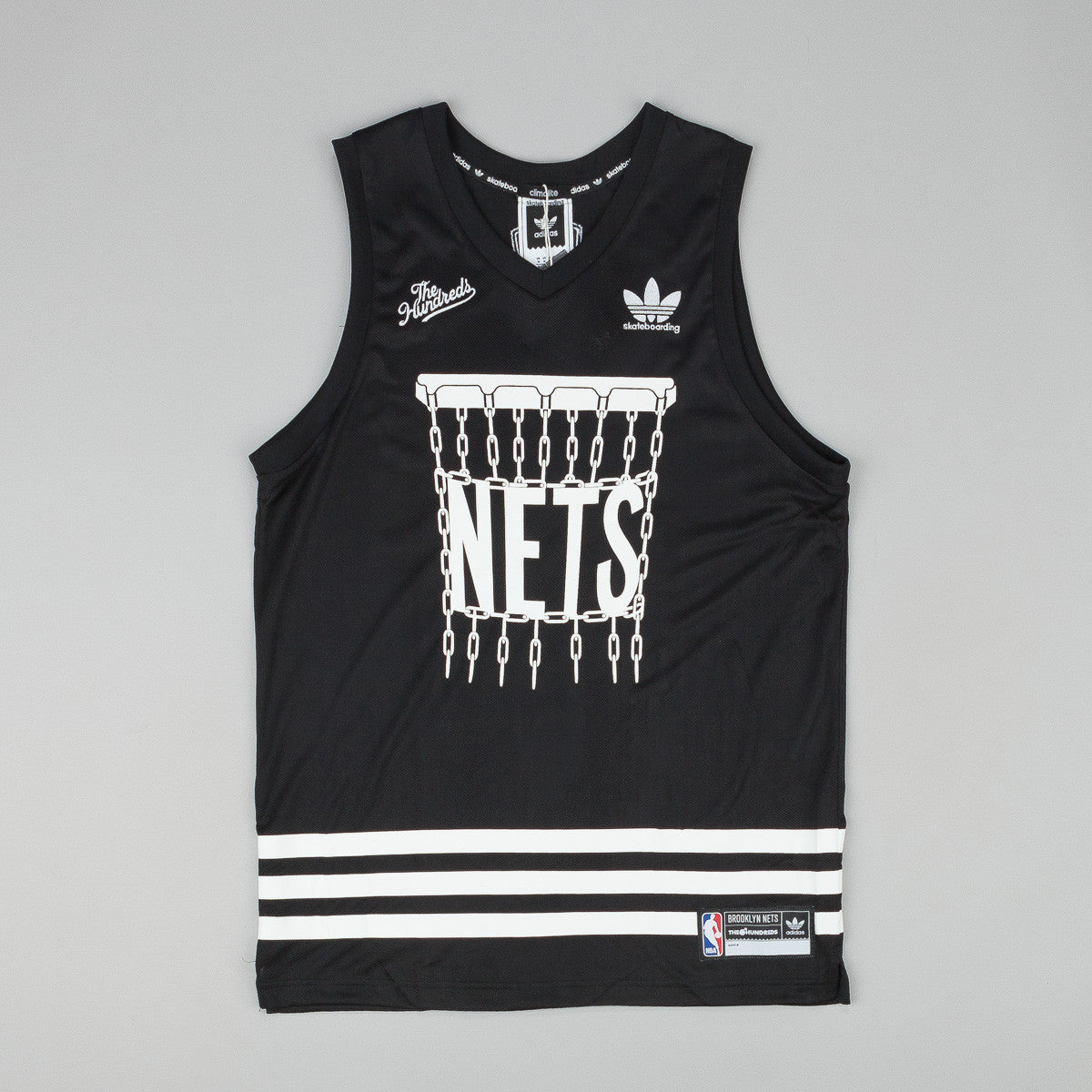 Adidas x NBA x The Hundreds NY Jersey