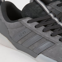 Preludio En marcha Pensionista  Adidas x Numbers City Cup Shoes - Grey Four / Carbon / Grey One   Flatspot