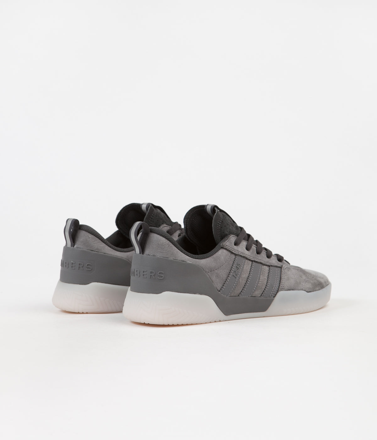 Adidas x Numbers City Cup Shoes - Grey