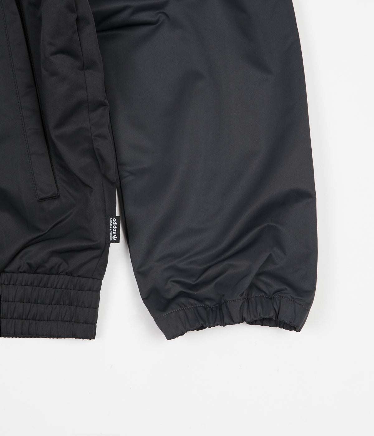 Adidas x Numbers Edition Track Jacket - Black / Grey Five / Carbon