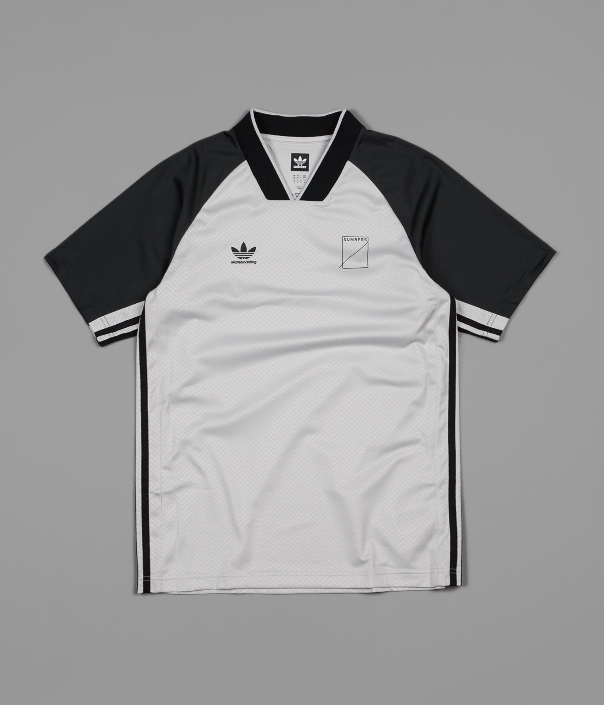 Adidas x Numbers Jersey - Black / Grey One / Carbon