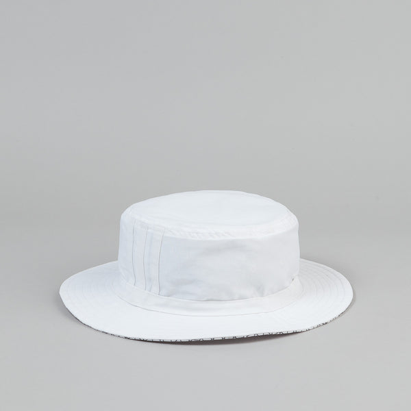 Adidas x Palace Bucket Hat White