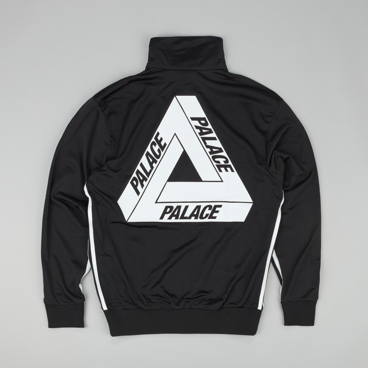 Adidas x Palace Firebird Track Top Jacket - Black