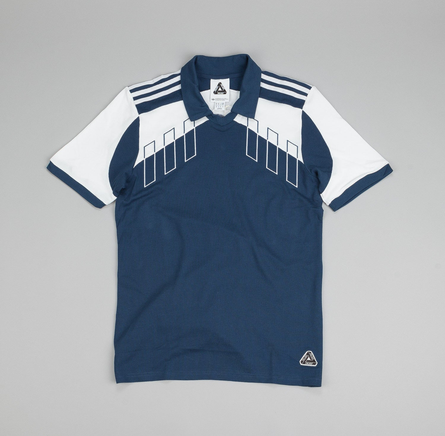 Adidas X Palace Goalie Shirt Rich Blue