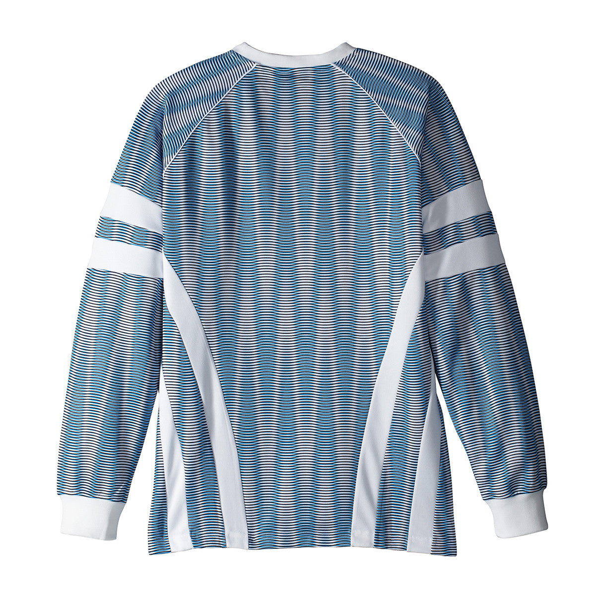 Adidas x Palace Graphic Goalie Shirt - Bold Aqua / White
