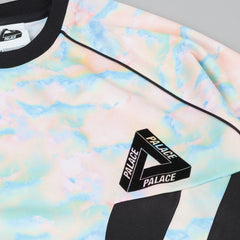 Adidas x Palace Graphic Goalie Shirt - Multicolor / Black