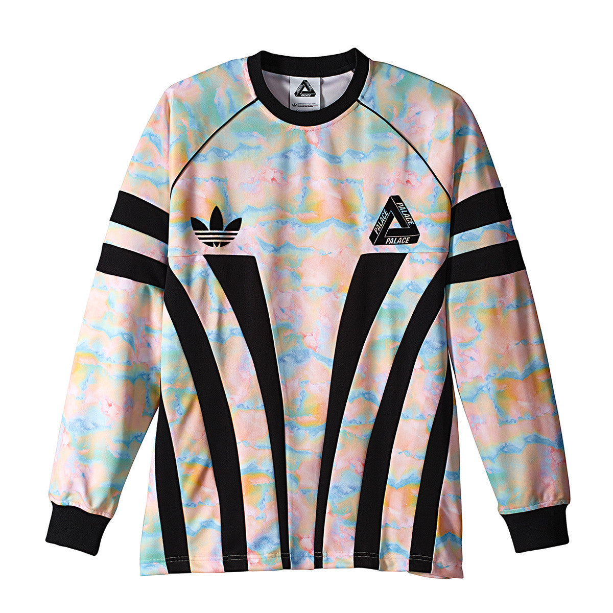Adidas x Palace Graphic Goalie Shirt