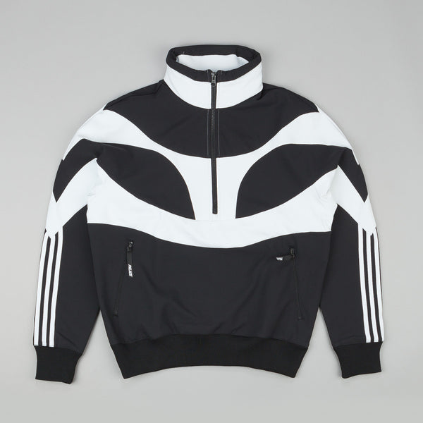 International Trucks For Sale >> Adidas x Palace Heavy Half Zip Jacket - White / Black | Flatspot