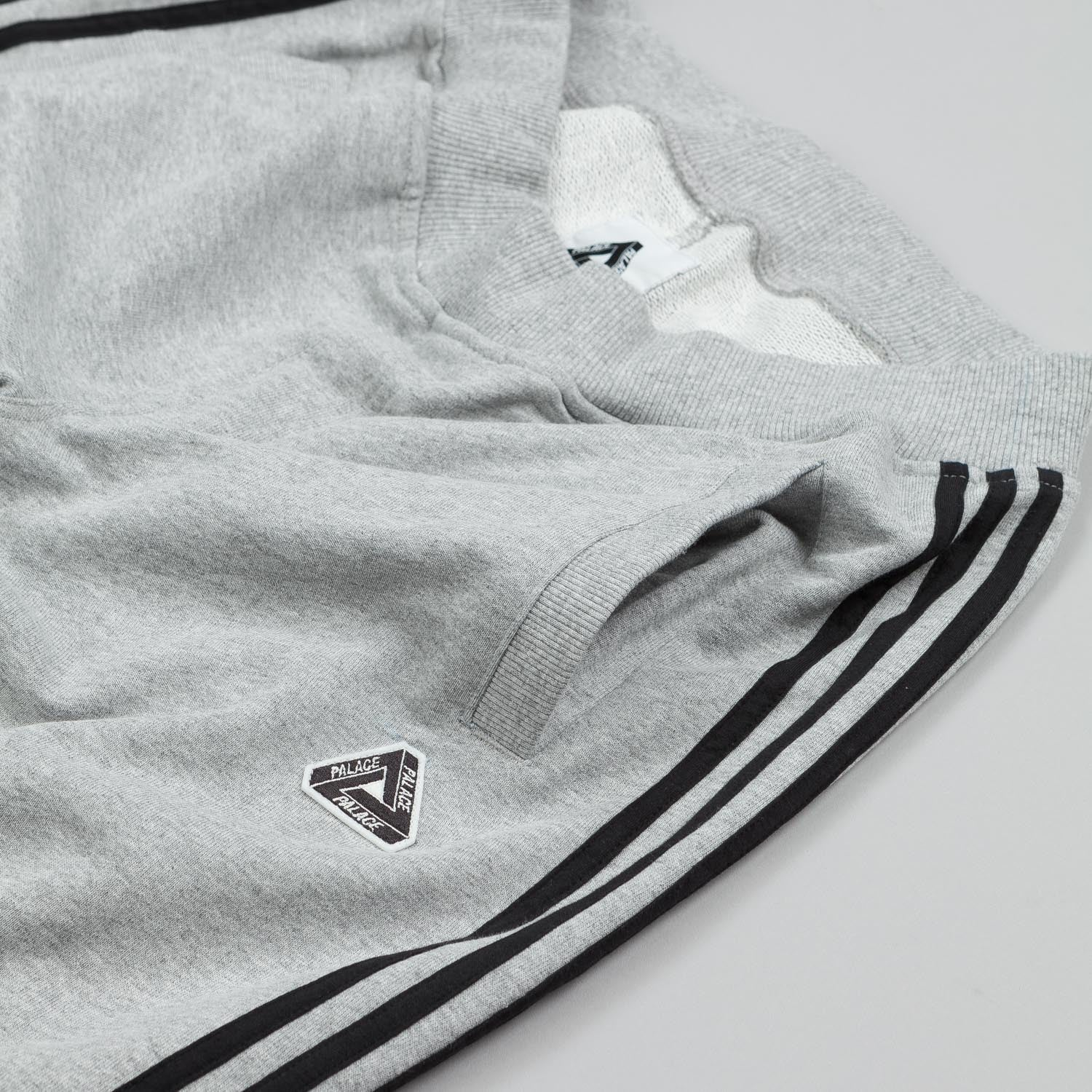 Adidas X Palace Hyper Joggers Grey Heather