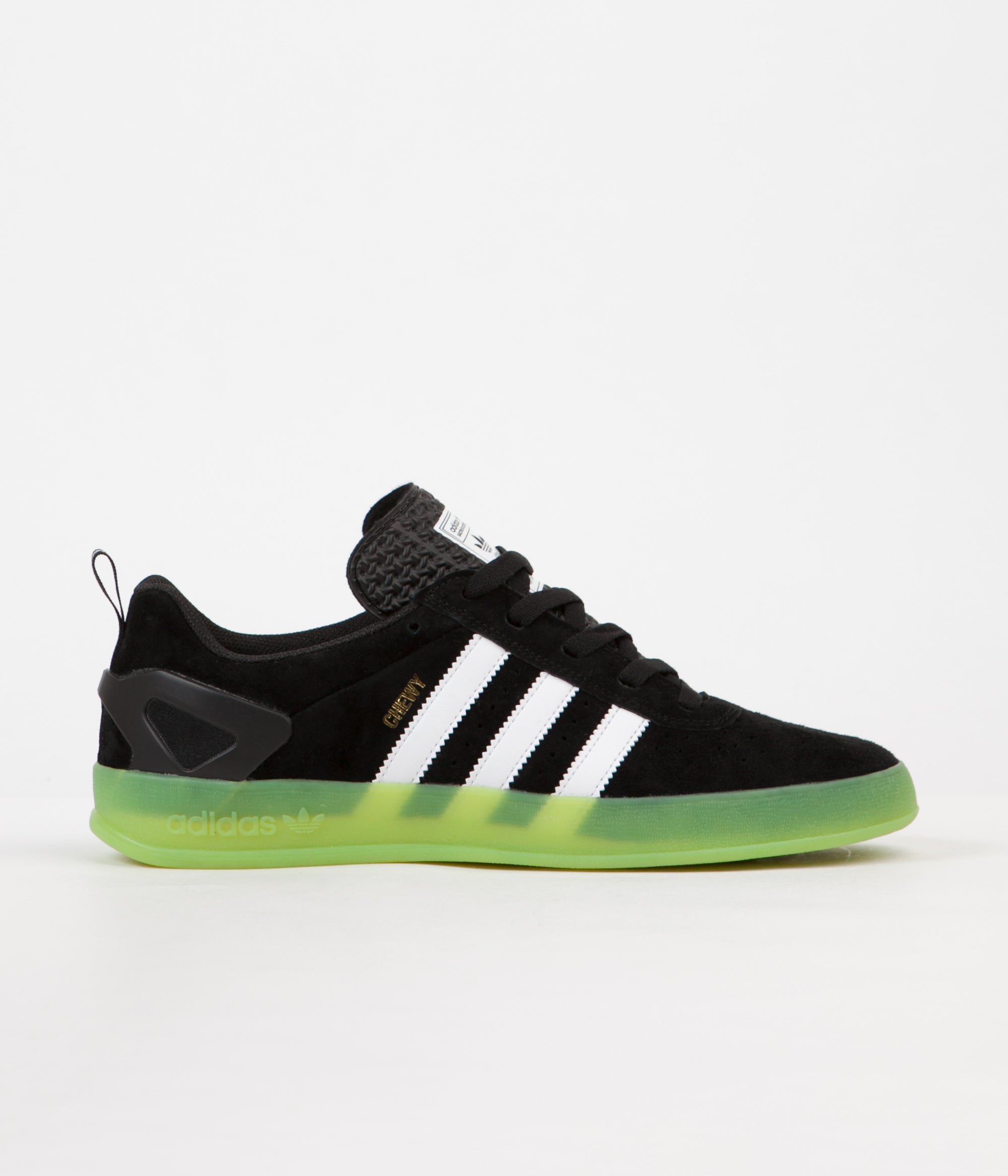 size 40 266fd 30720 Adidas x Palace Pro Chewy Shoes - Black  White  Green