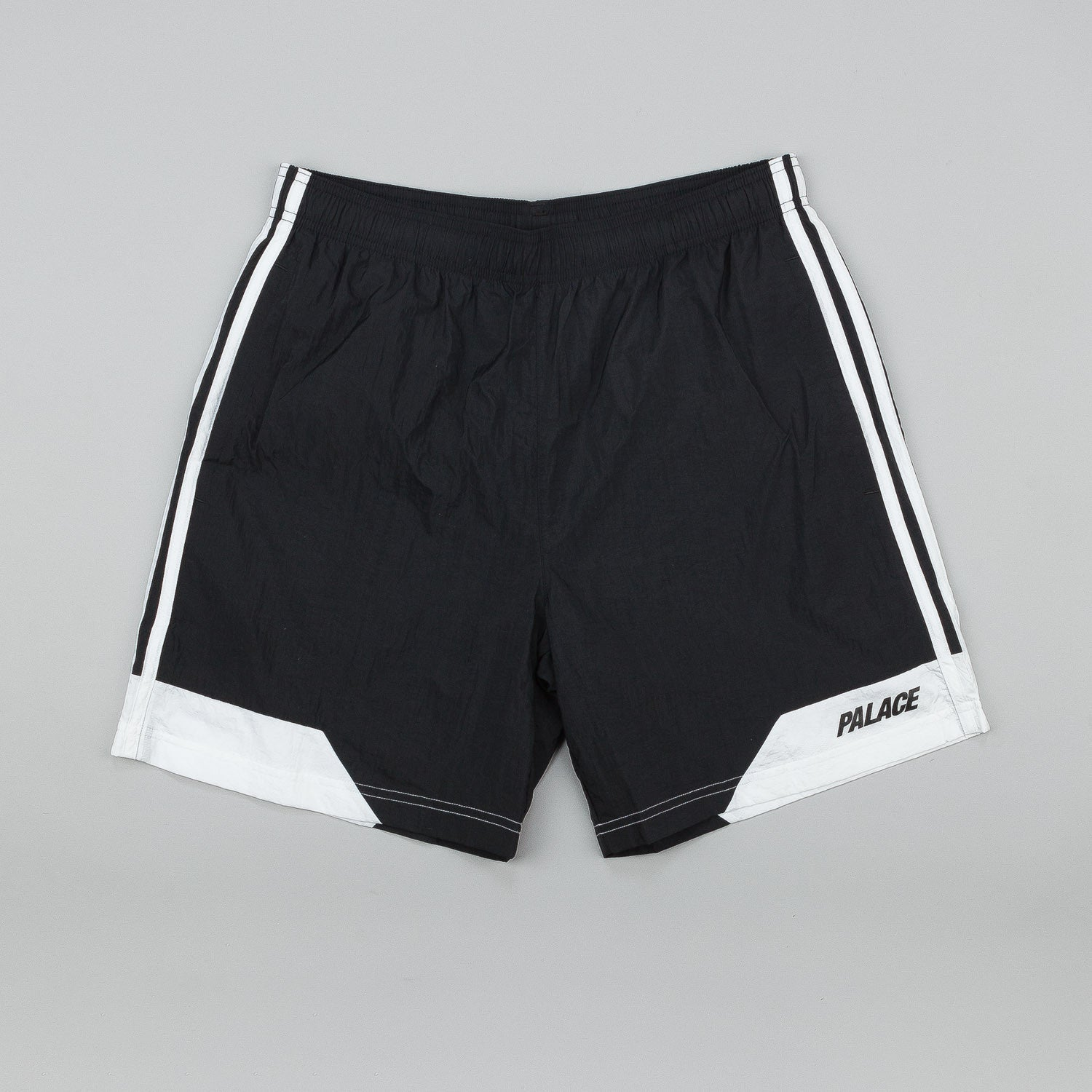 Adidas x Palace Shorts Black / White