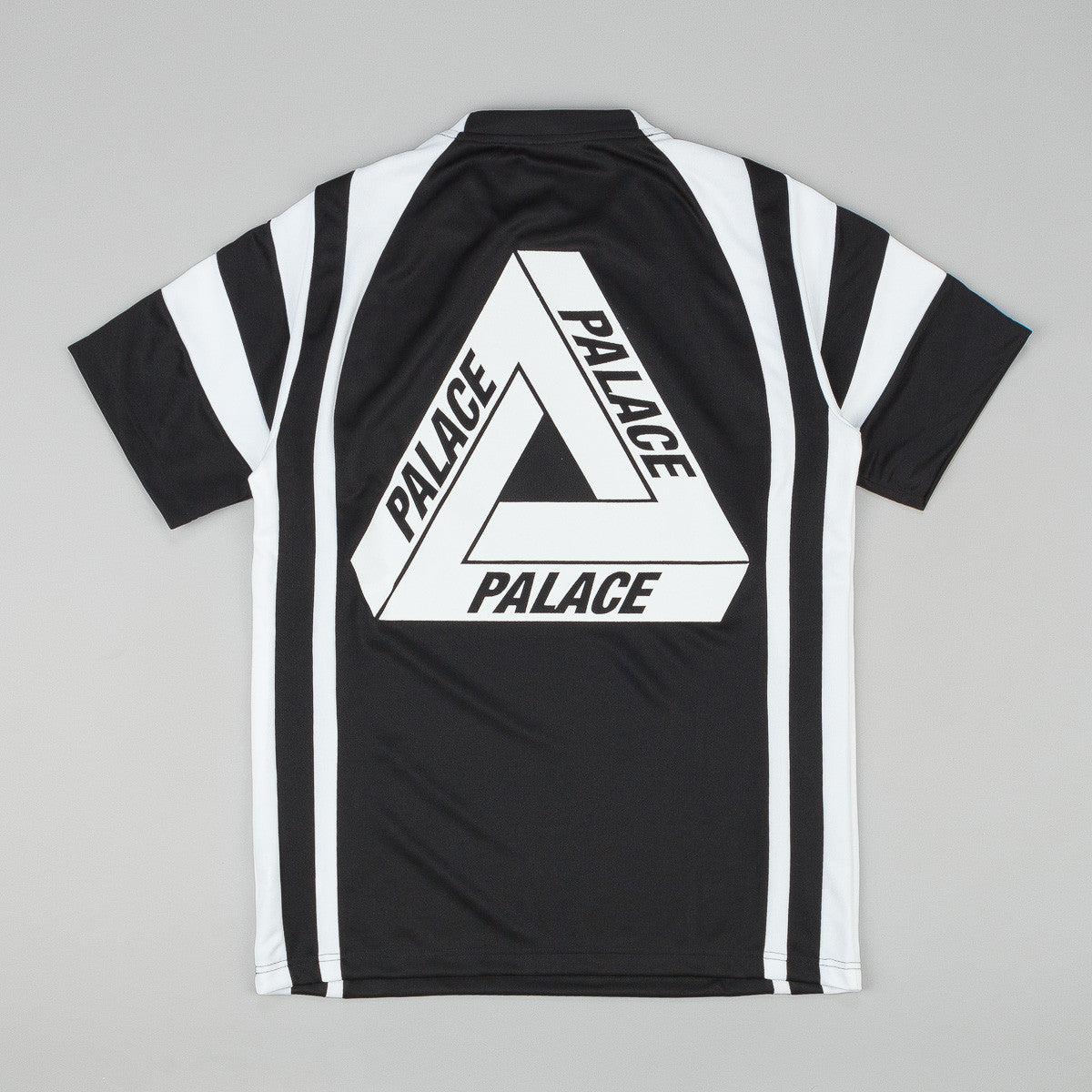 Adidas x Palace T-Shirt Black / White