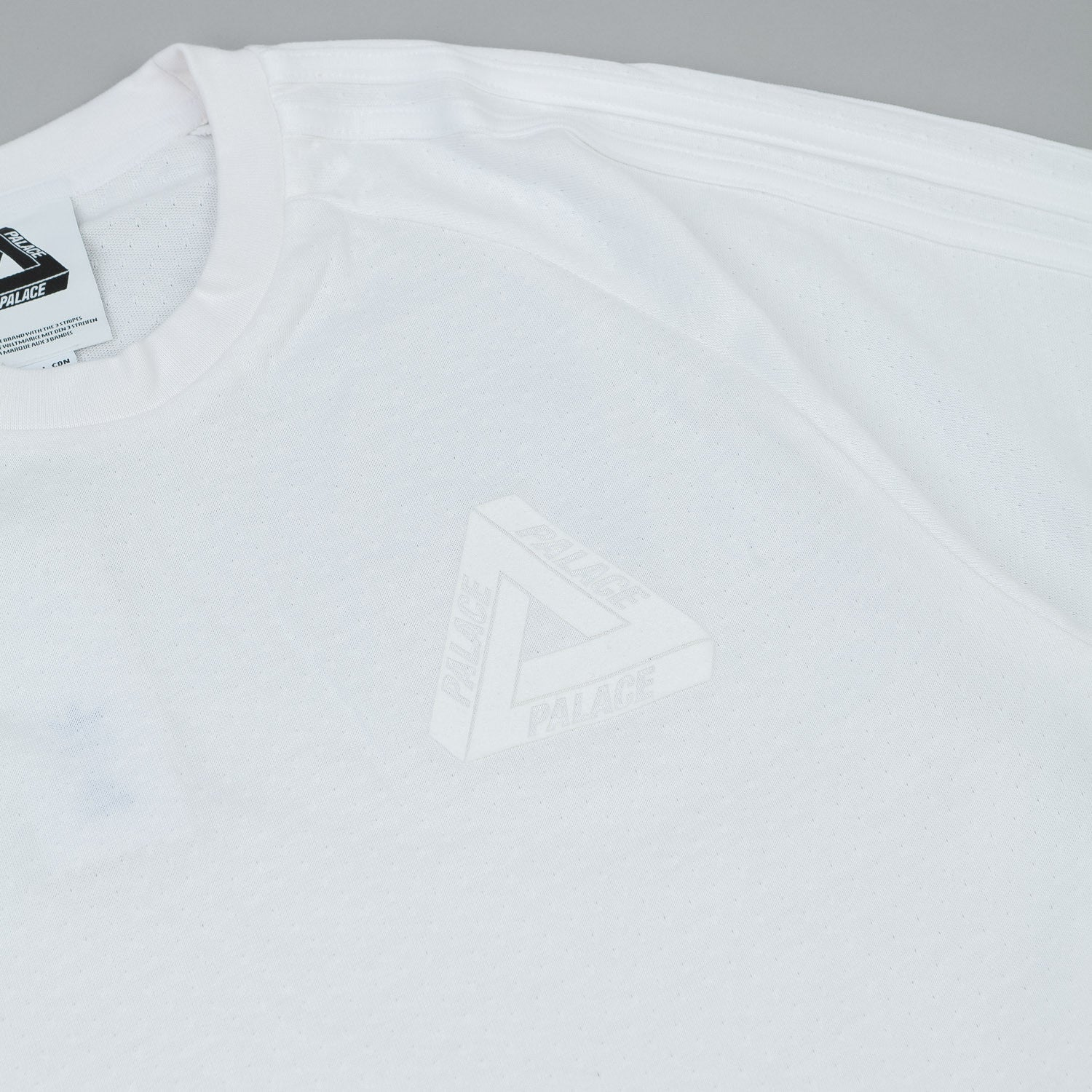 Adidas x Palace T-Shirt White