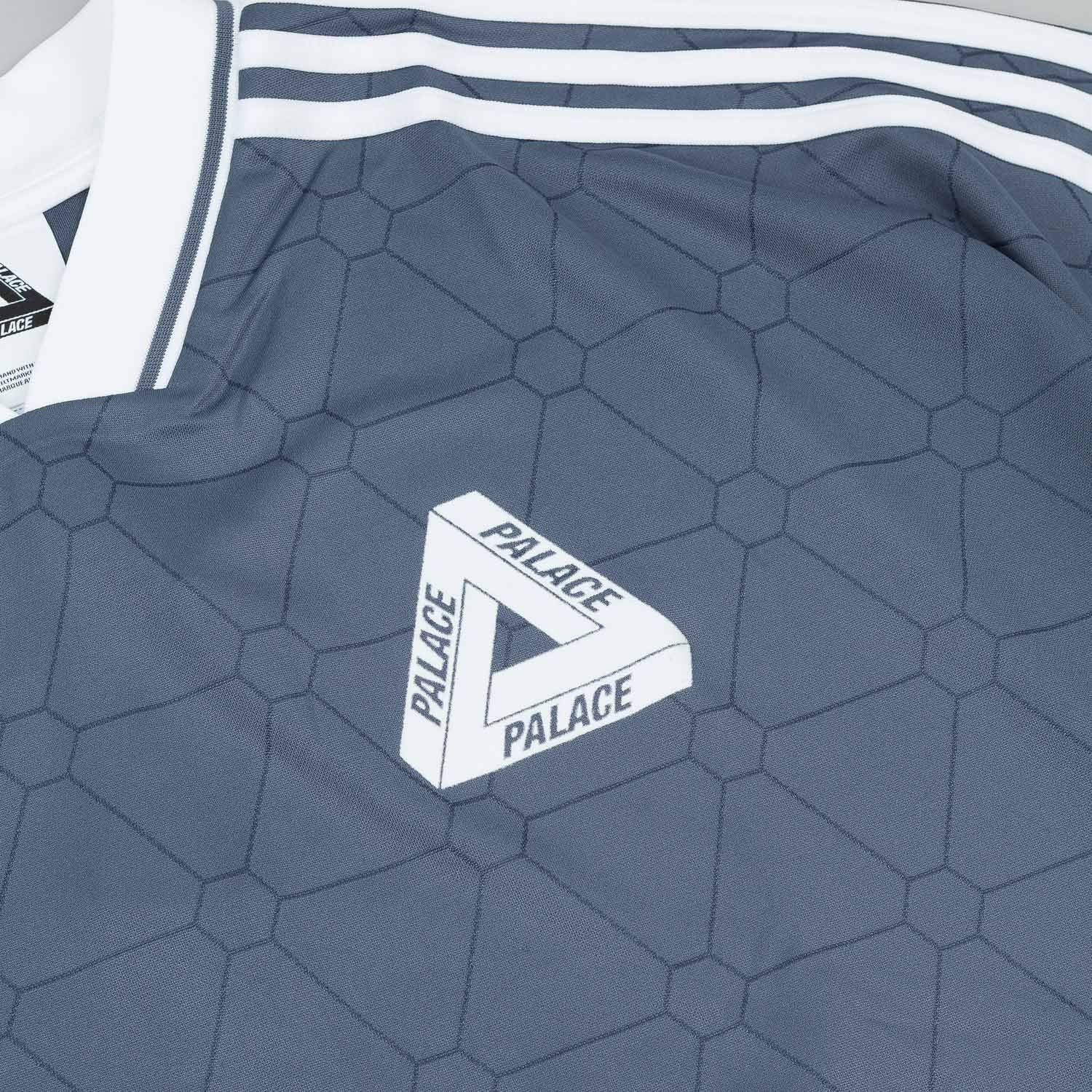 Adidas x Palace Team Shirt Short Sleeve Onix