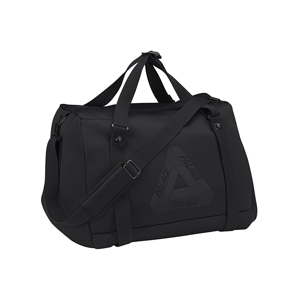 Adidas x Palace Teambag Reflective Black
