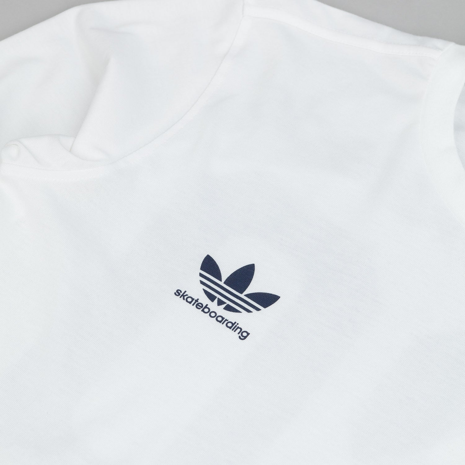 Adidas X The Hundreds Long Sleeve T-Shirt - White
