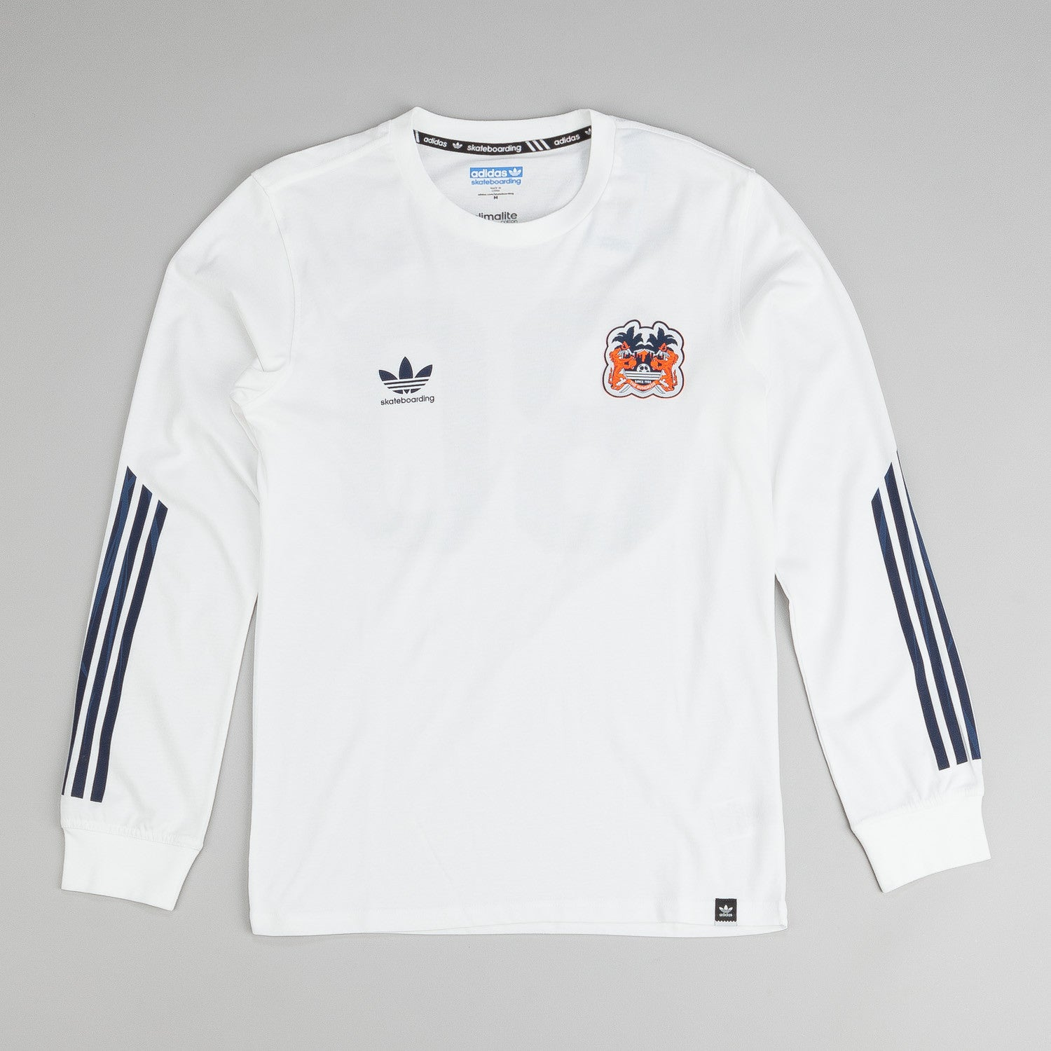 Adidas X The Hundreds Long Sleeve T-Shirt
