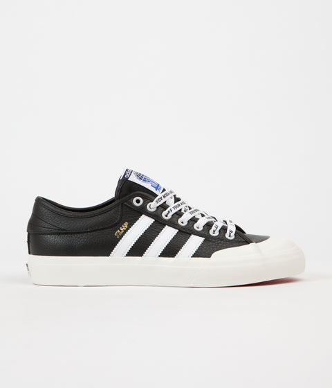 Adidas x Trap Lord Ferg Matchcourt Shoes - Black / White