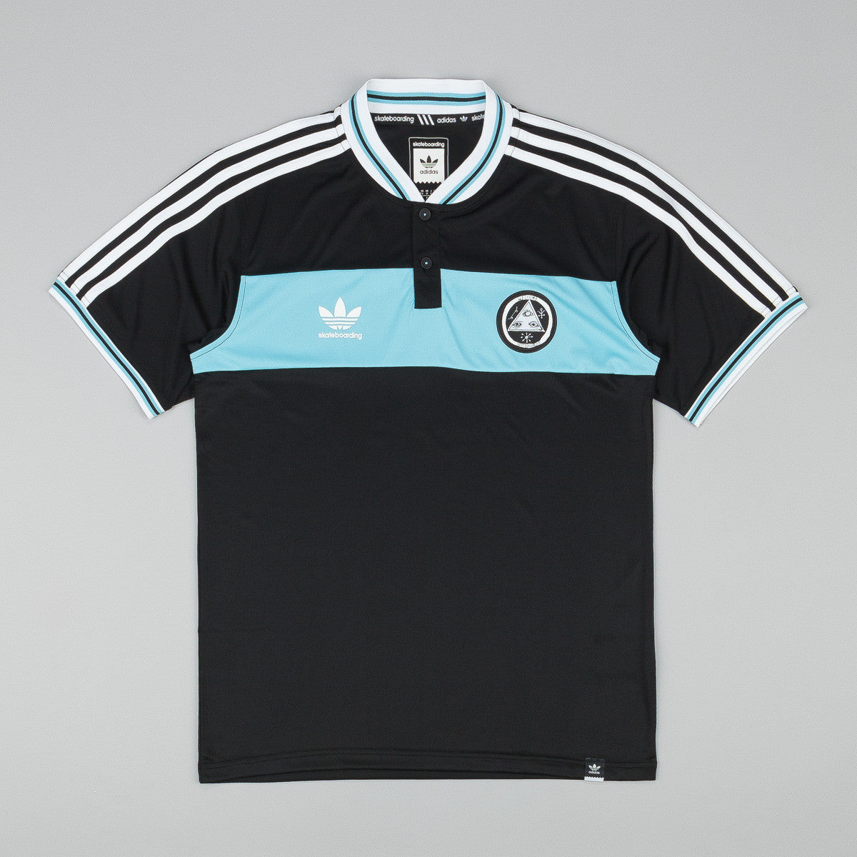 Adidas X Welcome Skateboards Jersey