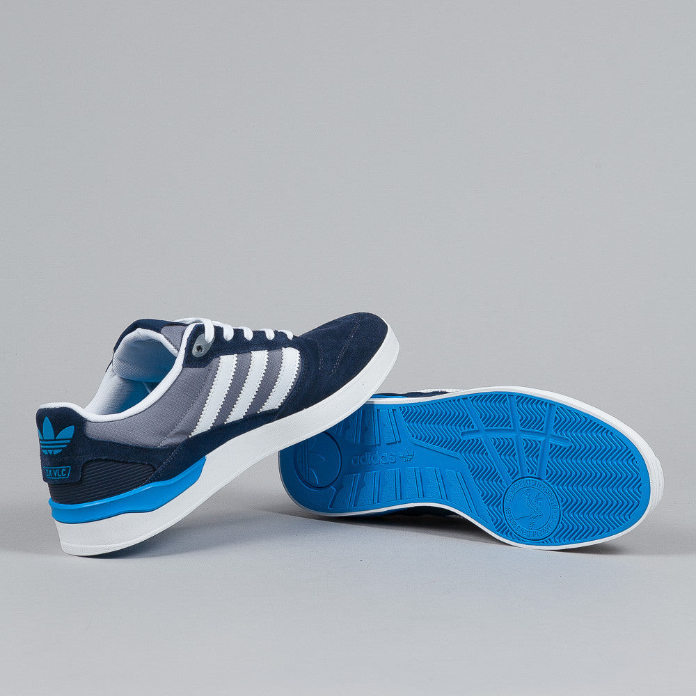 Adidas ZX Vulc Core Navy / FTW White / Grey