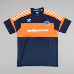Adidas X The Hundreds Short Sleeve Soccer Jersey