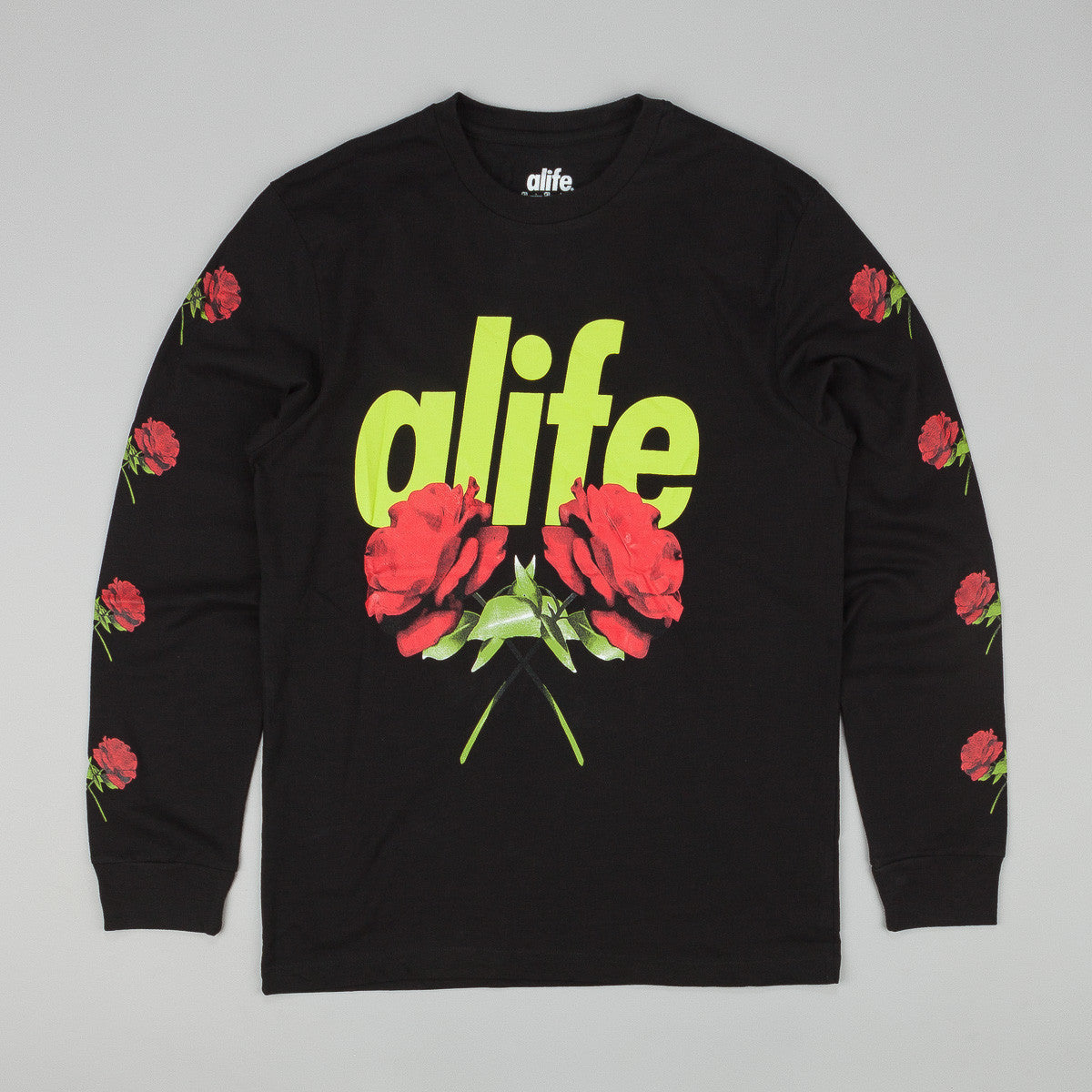 Alife Roses Long Sleeve T-Shirt