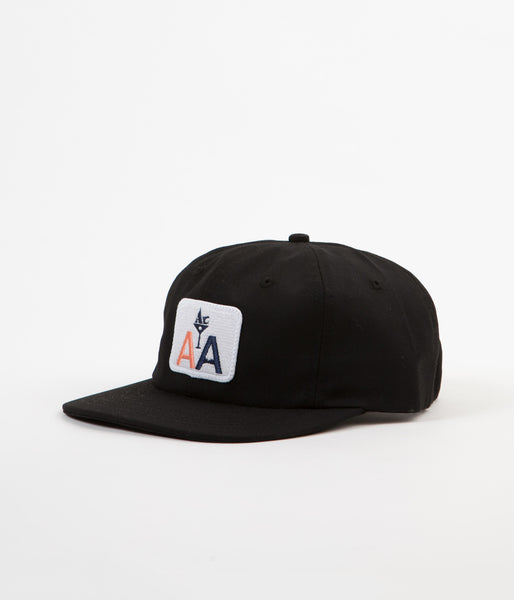 Alltimers Airline Cap - Black