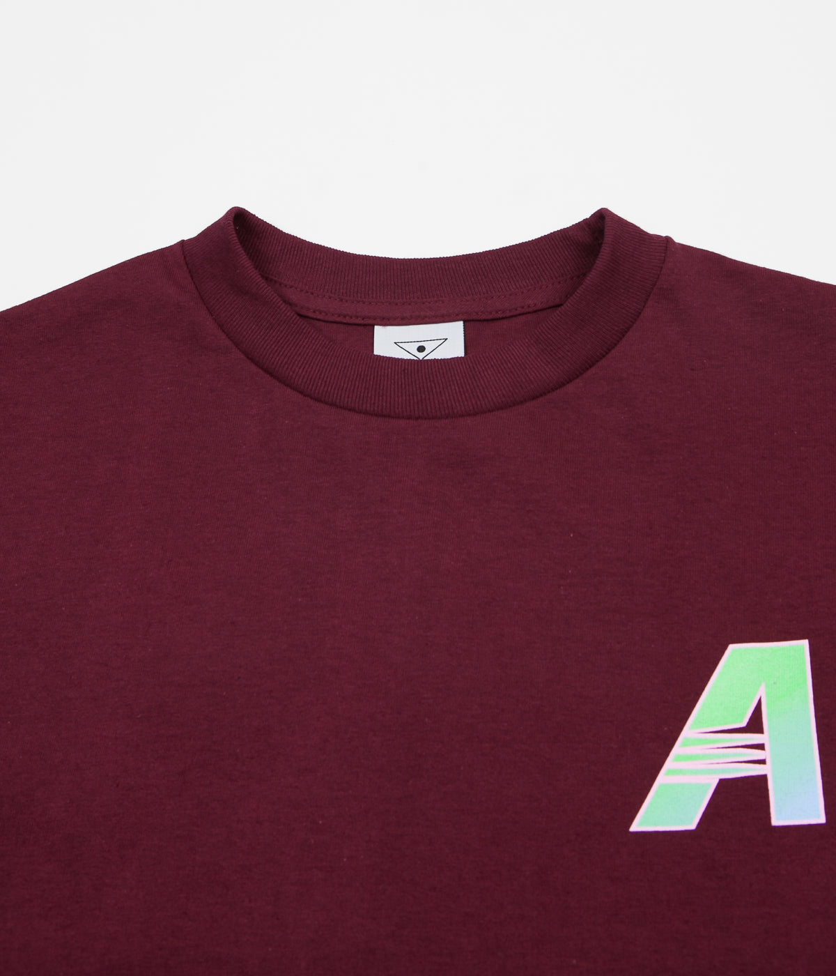 Alltimers Artists Long Sleeve T-Shirt - Burgundy