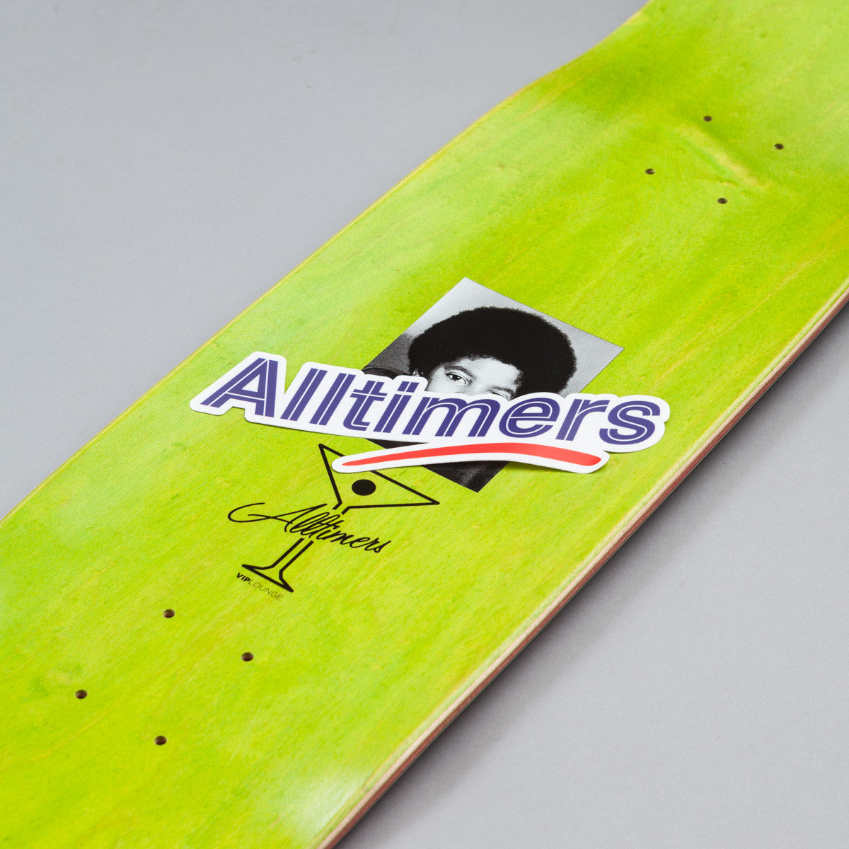 Alltimers Black or White Deck - 8.3""