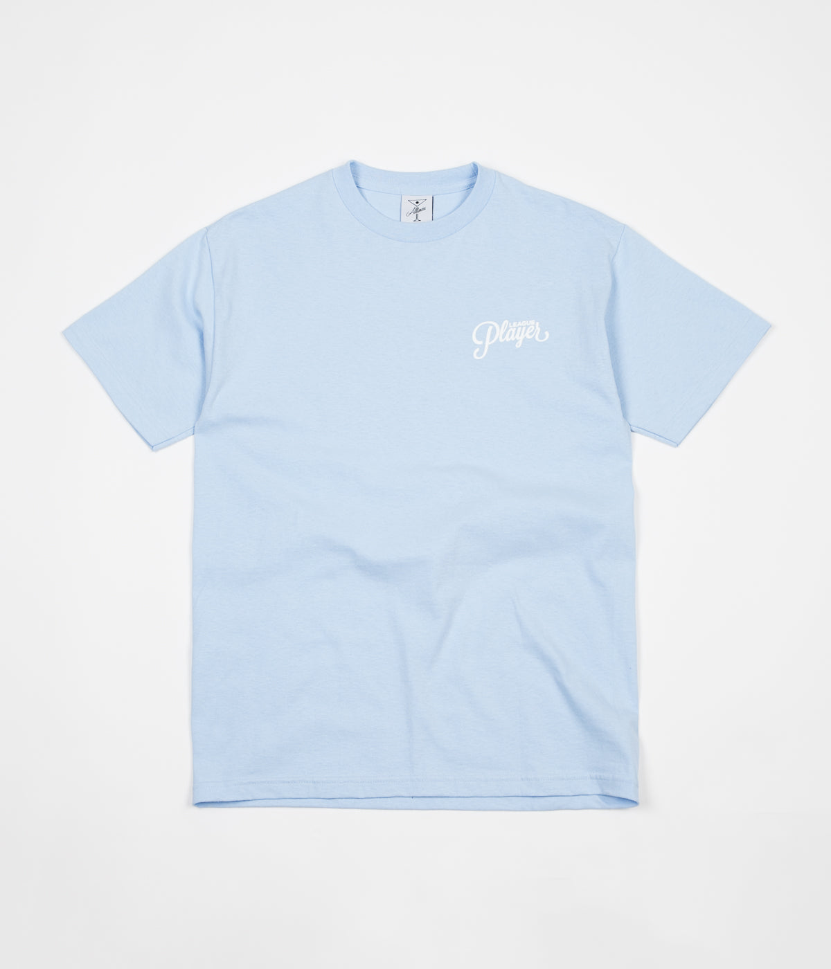 Alltimers Bouquet T-Shirt - Powder Blue