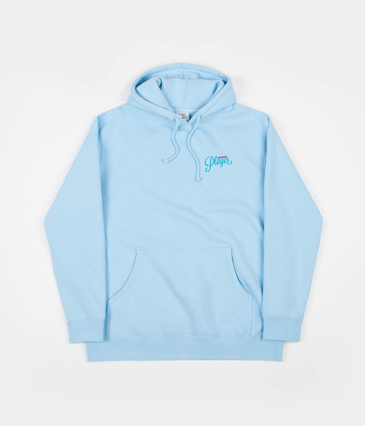 Alltimers Break Down Hoodie - Aqua Blue