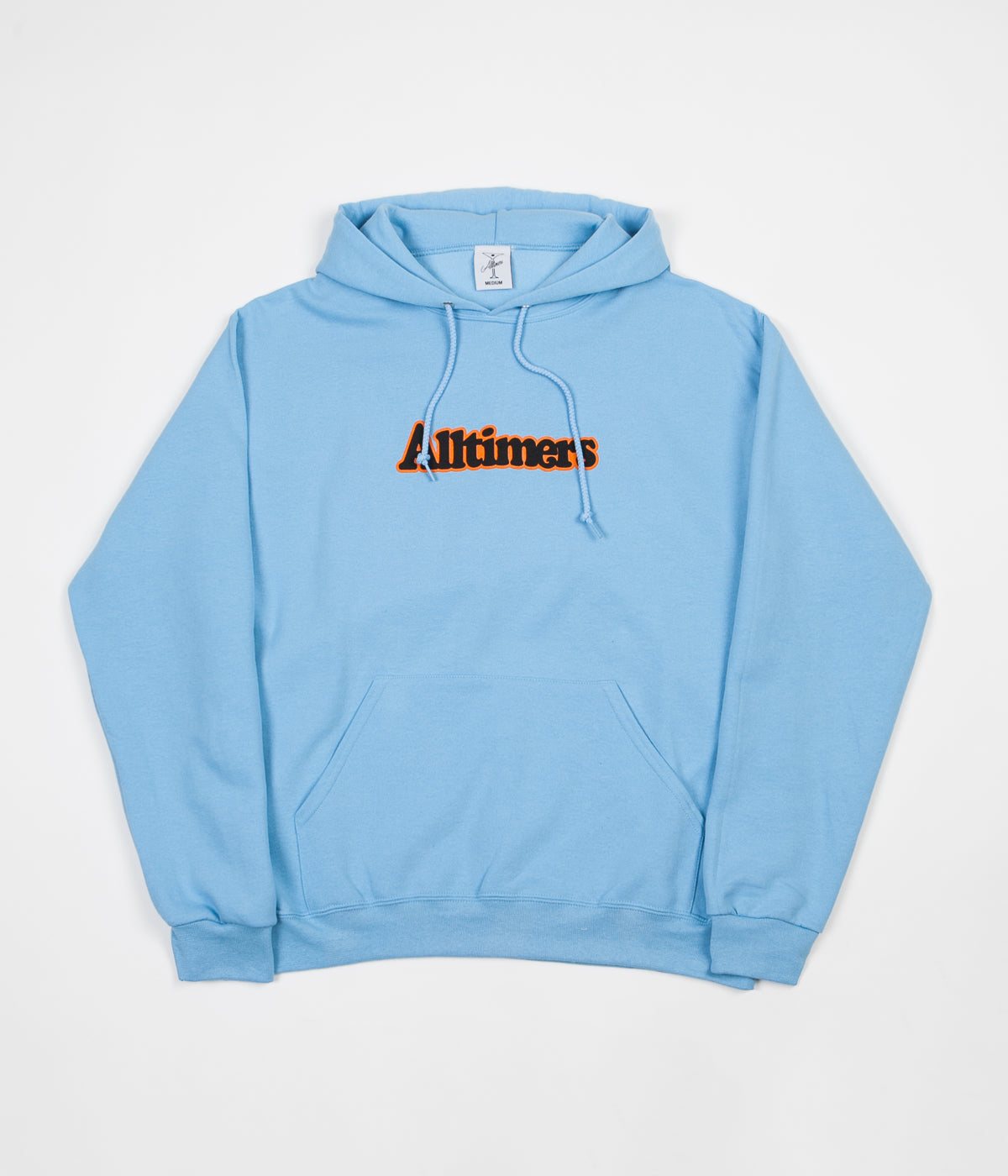 Alltimers Broadway Hoodie - Light Blue
