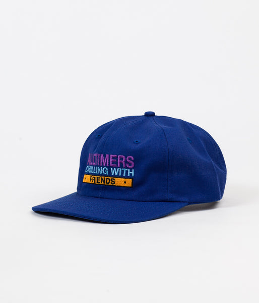 Alltimers Chilling With Friends Cap - Blue