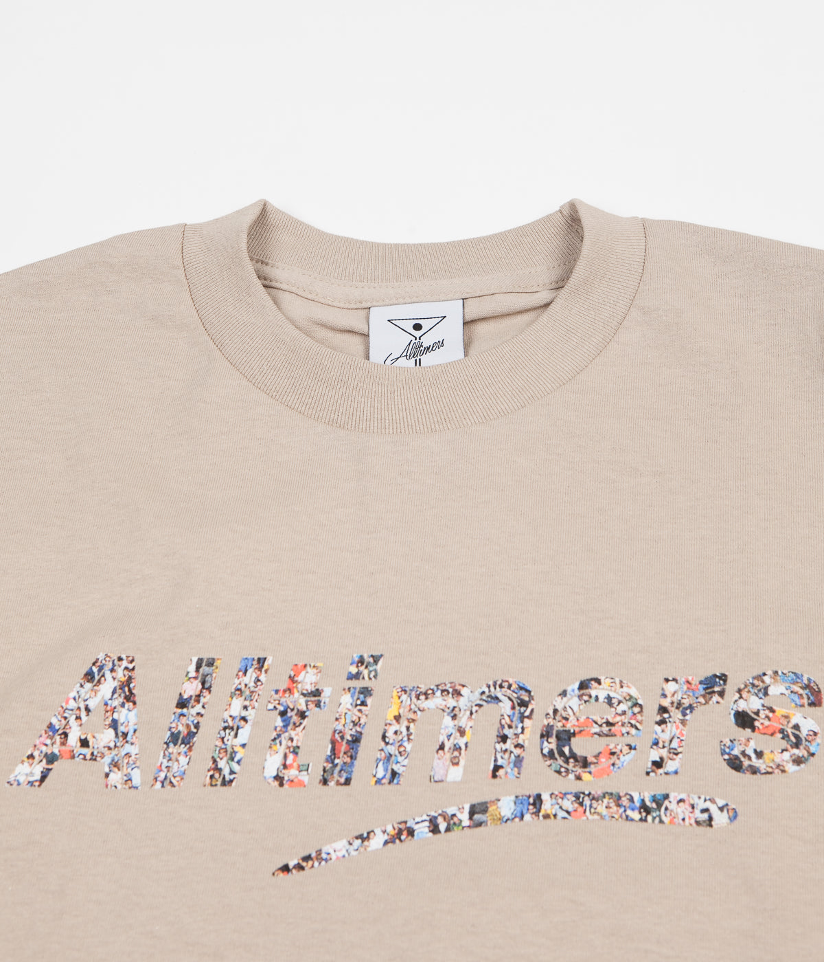 Alltimers Crowd T-Shirt - Sand
