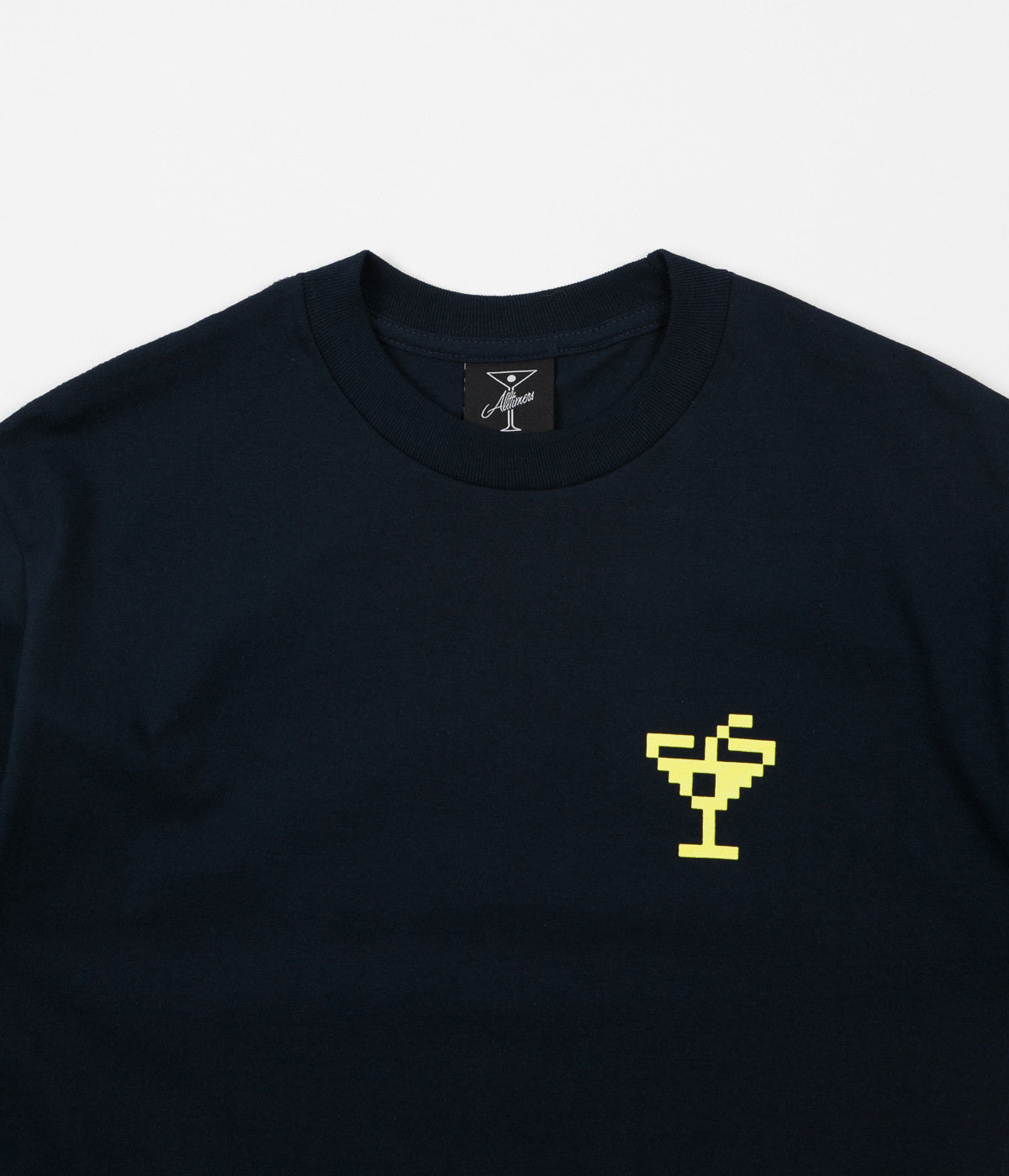 Alltimers Digi T-Shirt - Navy