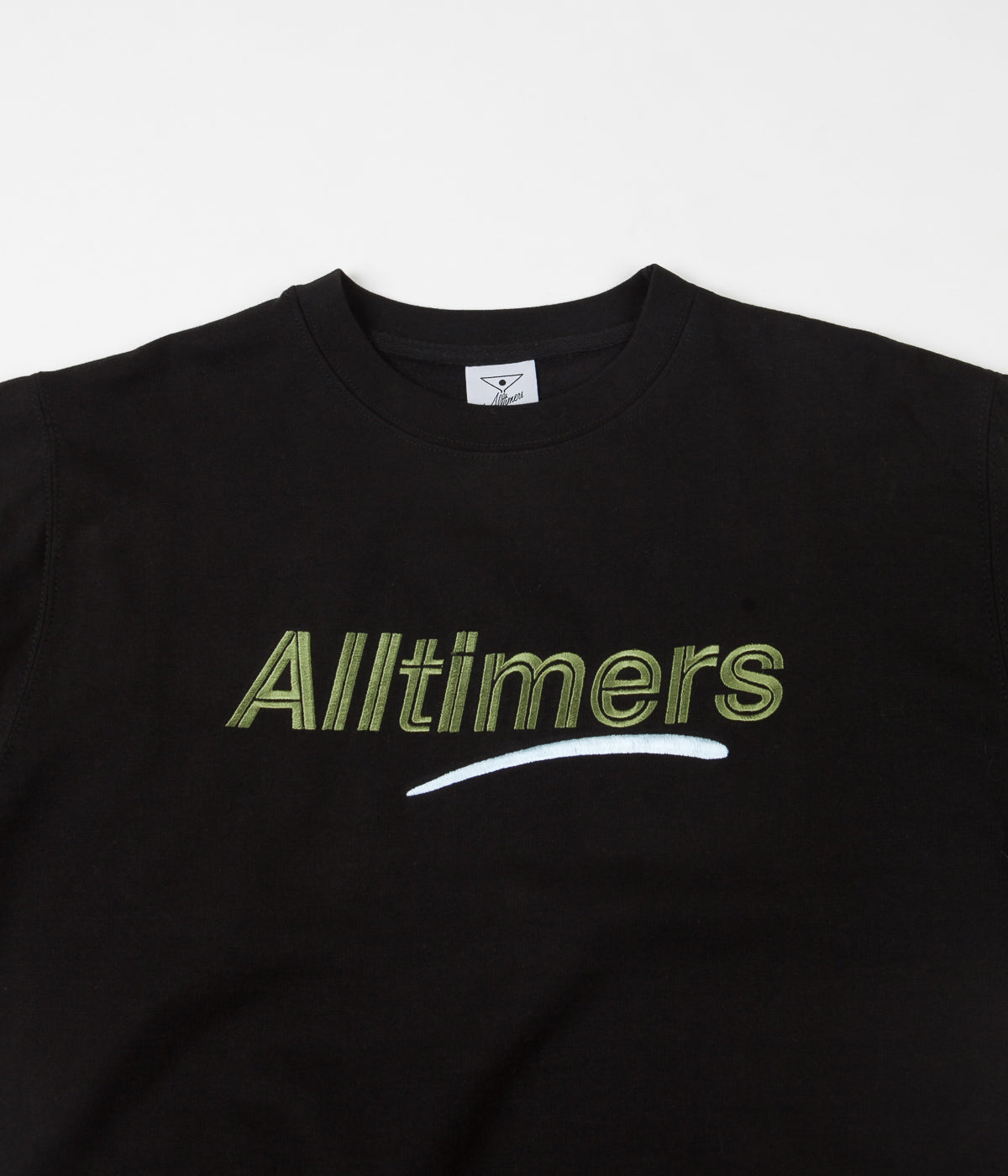 Alltimers Estate Crewneck Sweatshirt - Black