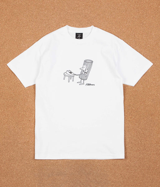 Alltimers Fusilli T-Shirt - White