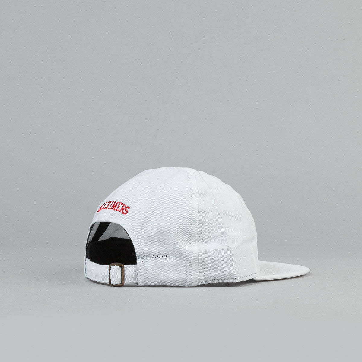 Alltimers Gooding Cap - White / Red