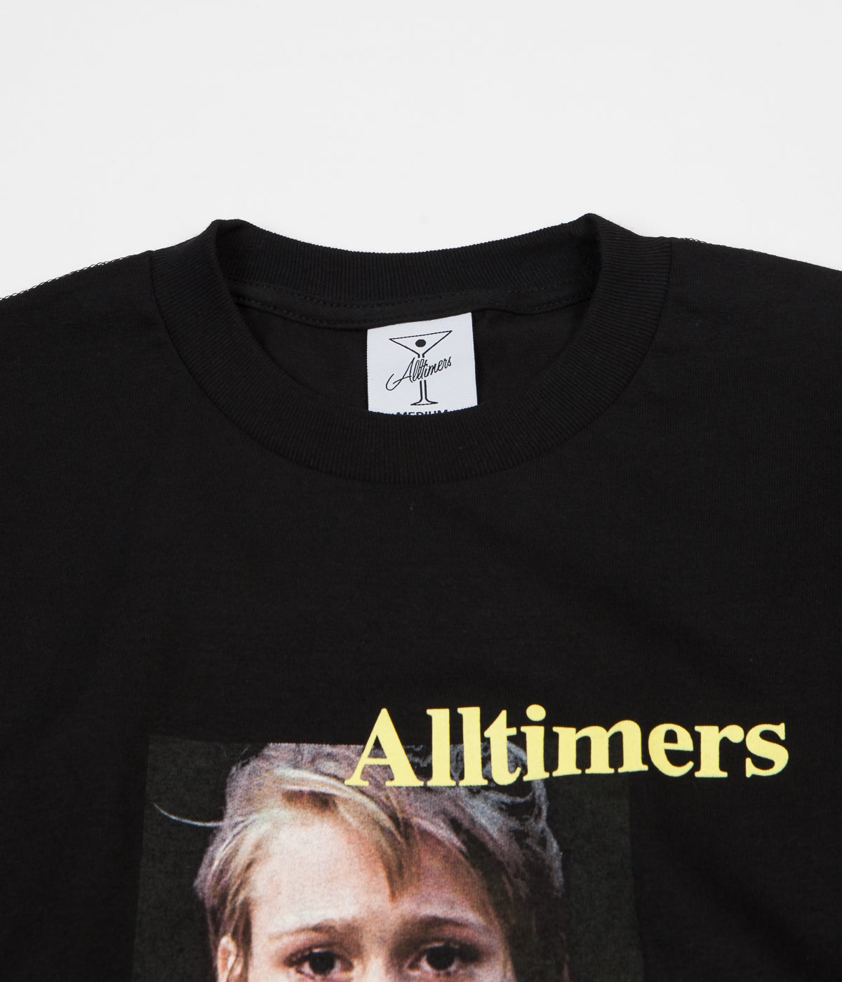Alltimers Heartbreaker T-Shirt - Black
