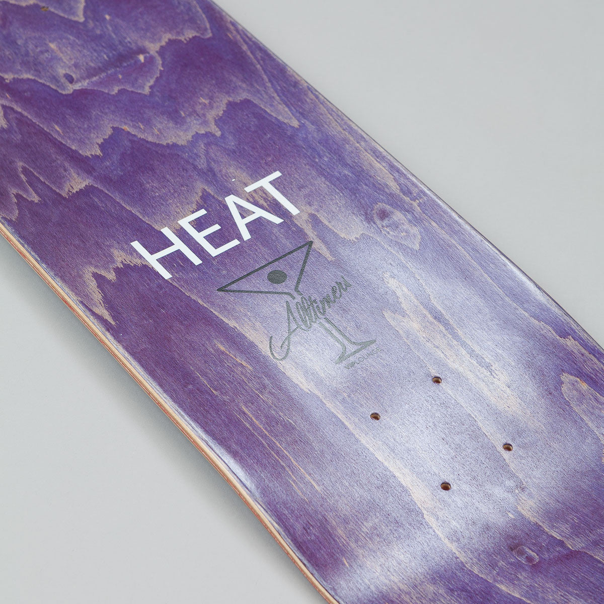 Alltimers Heaty Deck