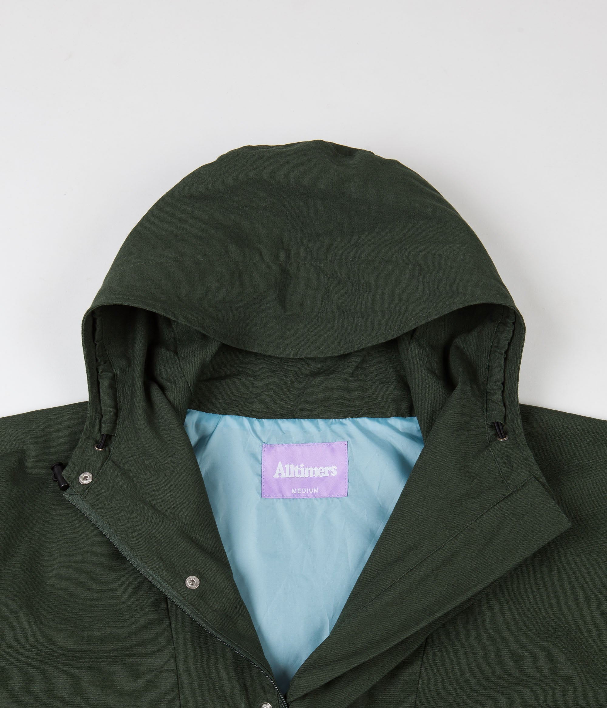 Alltimers Jack Anorak Jacket - Green