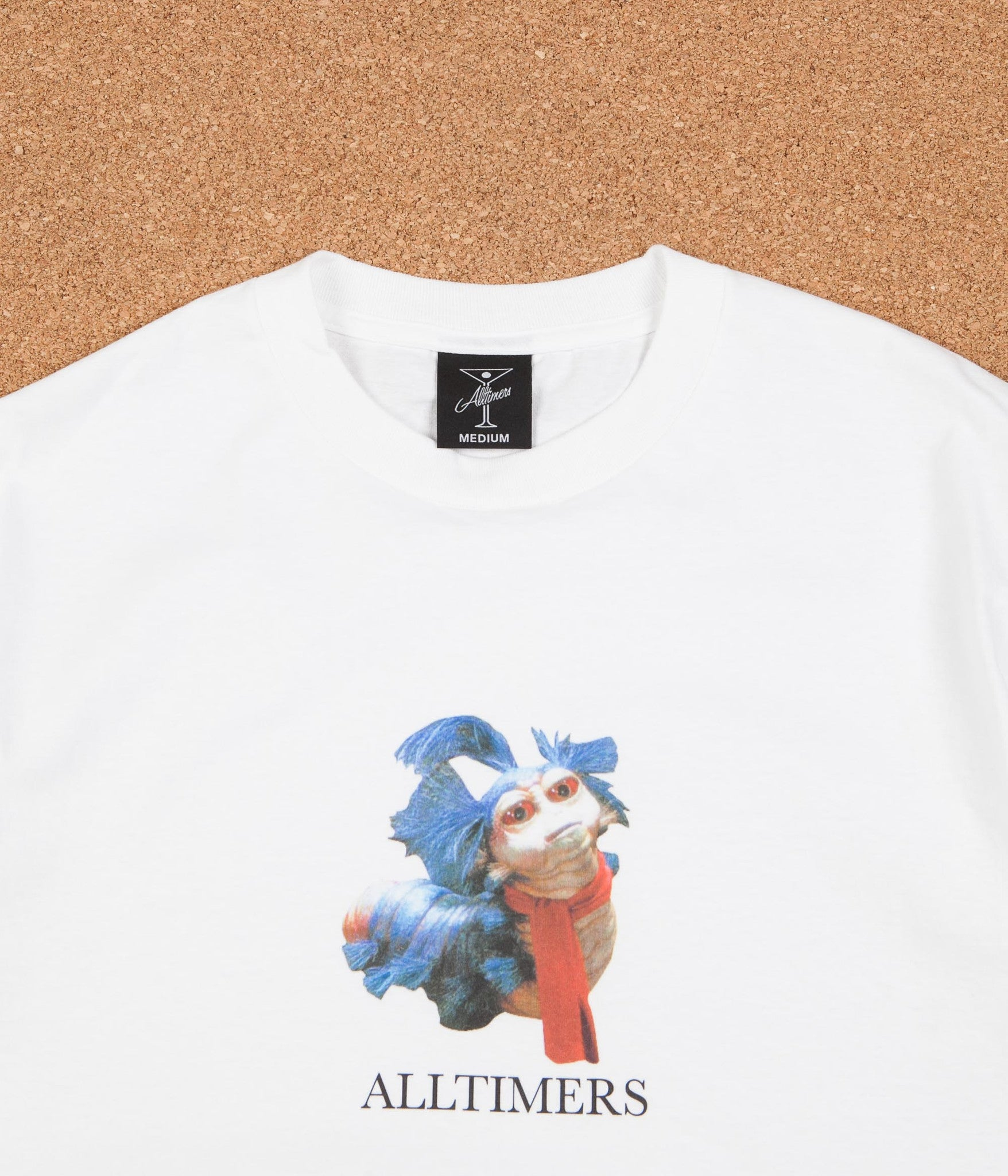 Alltimers Labyrinth T-Shirt - White