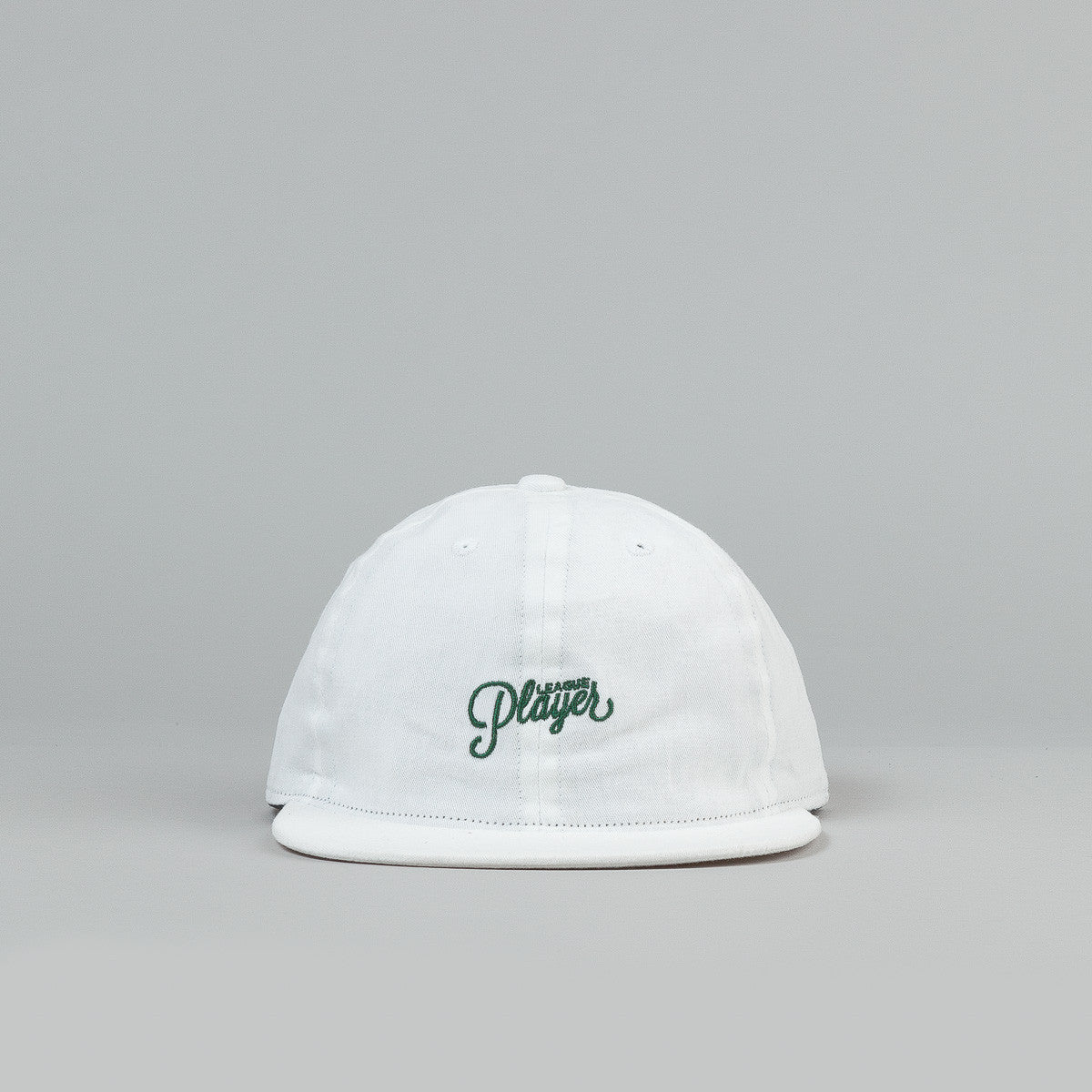 Alltimers League Player Classic Cap - White / Green