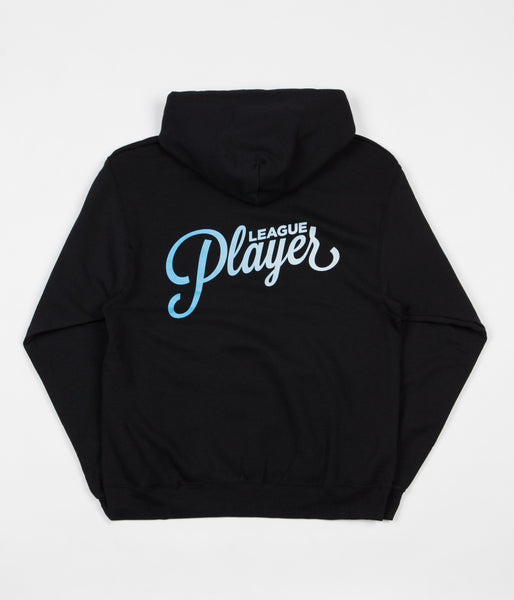 Alltimers League Player Hooded Sweatshirt - Black